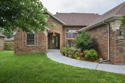 Nixa MO Single Family Home For Sale: $249,900