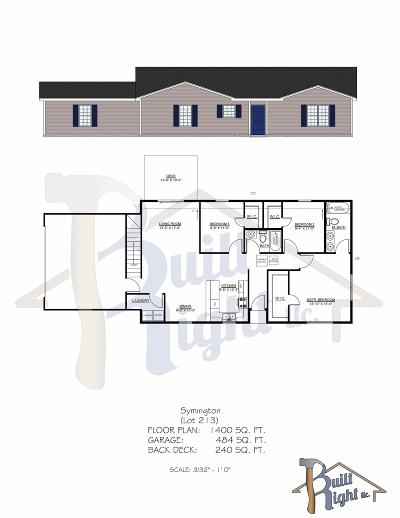 Branson West Single Family Home For Sale: Tbd Jackson (Lot 213) Lane