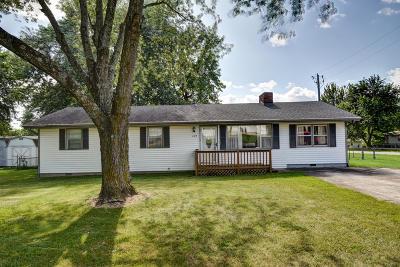 Marshfield Single Family Home For Sale: 429 North White Oak Street