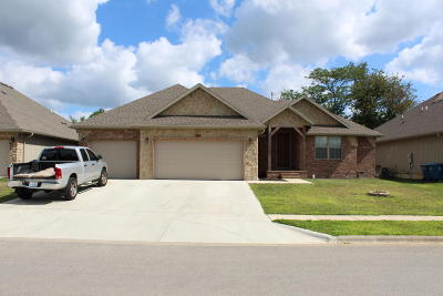 Nixa MO Single Family Home For Sale: $264,900