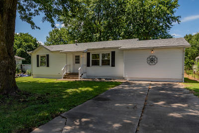 Springfield Single Family Home For Sale: 1917 North Oak Grove Avenue