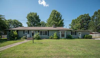 Monett Single Family Home For Sale: 609 Dayton Street