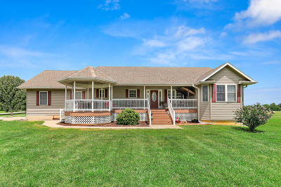 Springfield Single Family Home For Sale: 6320 North Farm Rd 133