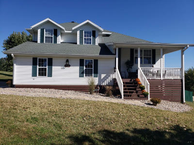 Rogersville MO Single Family Home For Sale: $345,500