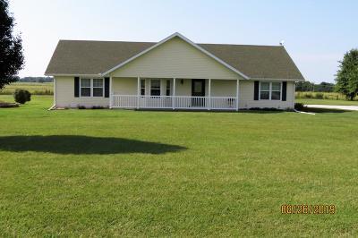 Monett Single Family Home For Sale: 11385 Private Road 2004