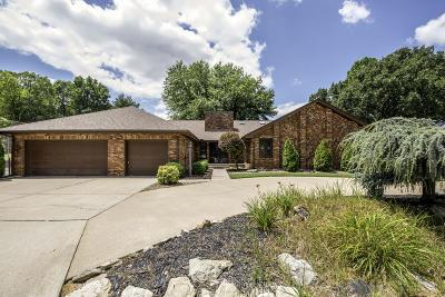 Nixa Single Family Home For Sale: 8420 Interlochen Drive