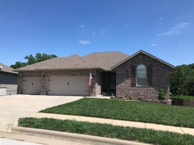 Ozark MO Single Family Home For Sale: $260,000