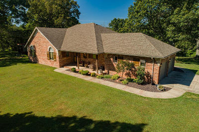 Ozark Single Family Home For Sale: 1445 Moon Valley Road