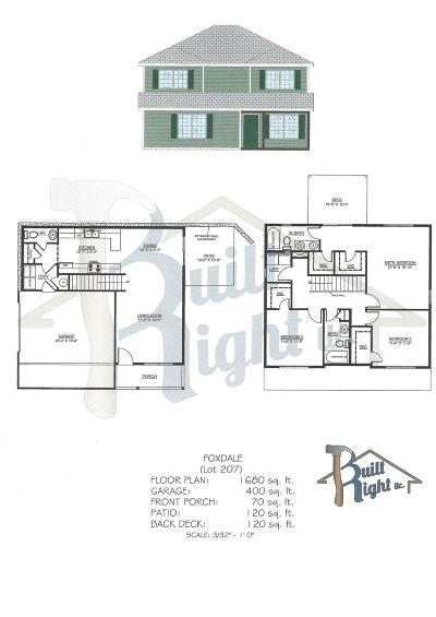 Branson West Single Family Home For Sale: Tbd Jackson (Lot 207) Lane