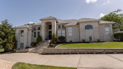 Nixa MO Single Family Home For Sale: $599,900