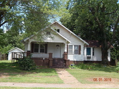 Marshfield Single Family Home For Sale: 529 West Maple