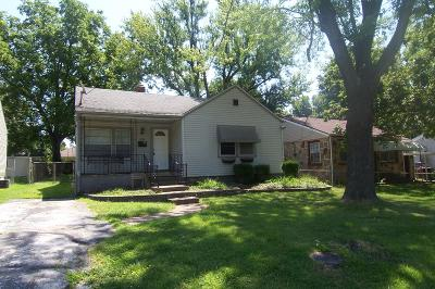 Springfield Single Family Home For Sale: 1052 South Thelma Avenue