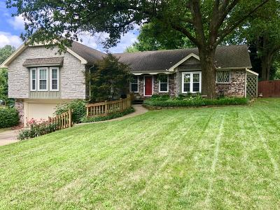 Springfield MO Single Family Home For Sale: $279,900