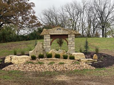 Nixa Residential Lots & Land For Sale: Lot # 22 Autumn Way Drive