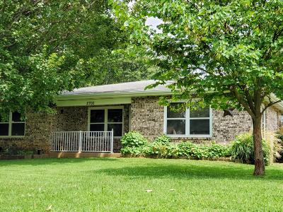 Springfield MO Single Family Home For Sale: $165,800