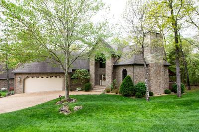 Branson MO Single Family Home For Sale: $369,000