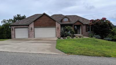 Branson West MO Single Family Home For Sale: $352,400