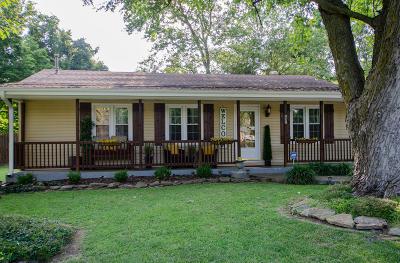 Nixa Single Family Home For Sale: 207 North Prospect Street