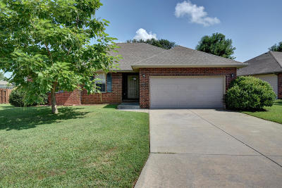 Nixa MO Single Family Home For Sale: $165,000