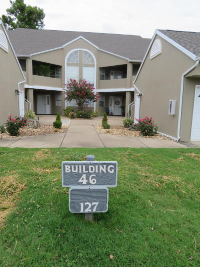 Branson Condo/Townhouse For Sale: 127 Berms Circle #4