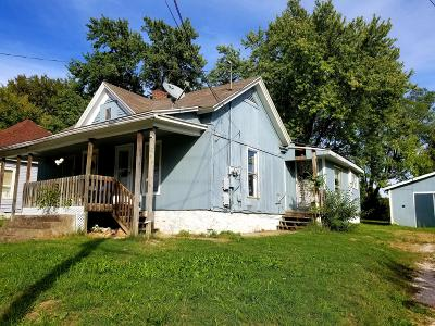 Springfield Multi Family Home For Sale: 818 South Grant Avenue