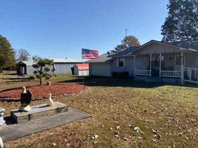 Gainesville Single Family Home For Sale: 17883 522 Road