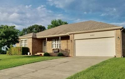 Strafford Single Family Home For Sale: 802 Wrenwood