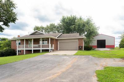 Nixa Single Family Home For Sale: 1570 Rock Lane