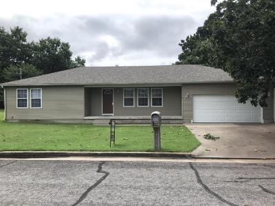 Joplin Single Family Home For Sale: 1602 South Street