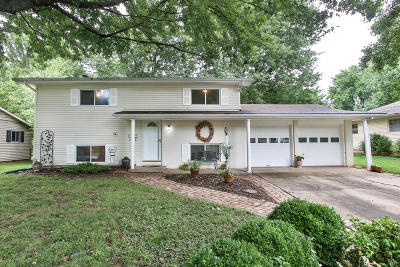 Springfield MO Single Family Home For Sale: $139,900