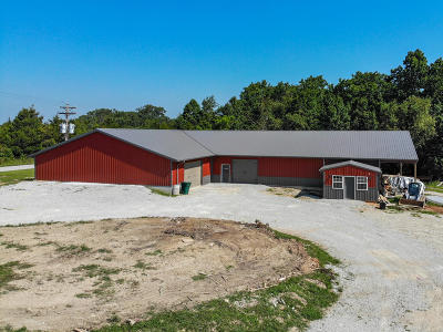 Webster County Commercial For Sale: Tbd Castlegate Drive
