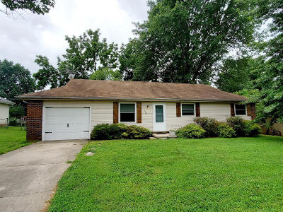 Nixa Single Family Home For Sale: 302 Lone Oak Circle