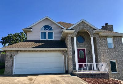 Hollister MO Single Family Home For Sale: $189,900
