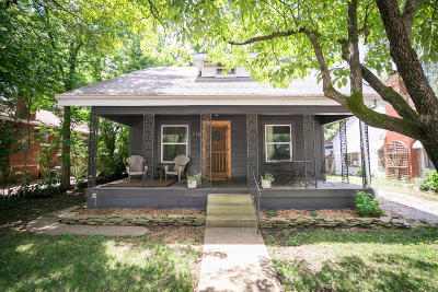 Springfield MO Single Family Home For Sale: $170,000