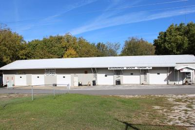 Webster County Commercial For Sale: 138 1st Street