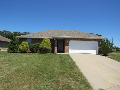 Ozark Single Family Home For Sale: 5912 North 13th Avenue