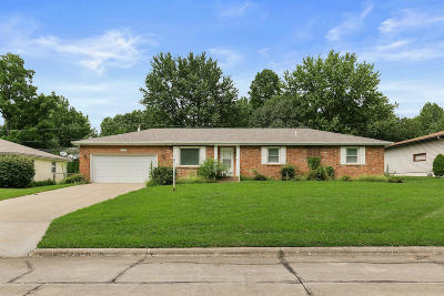 Springfield MO Single Family Home For Sale: $165,000