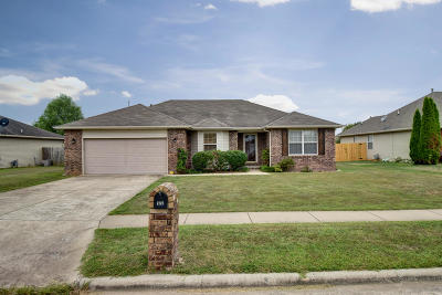 Rogersville Single Family Home For Sale: 523 Ponderosa Avenue