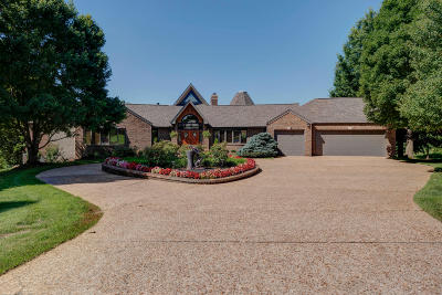 Springfield Single Family Home For Sale: 741 South Mumford Circle