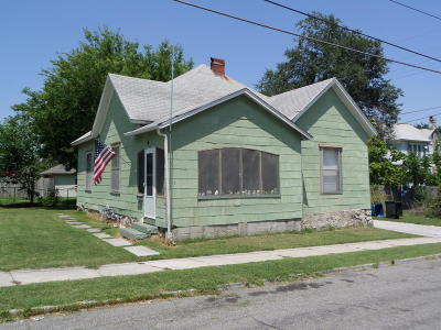 Joplin Single Family Home For Sale: 915 West 8th