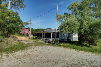 Marionville Single Family Home For Sale: 13257 Highway T