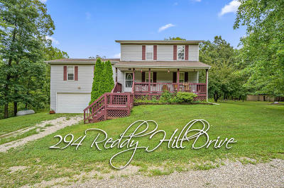 Marshfield Single Family Home For Sale: 294 Reddy Hill Drive