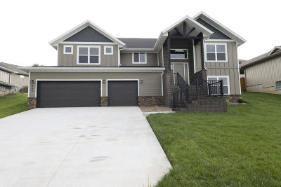 Single Family Home For Sale: 840 Black Sands