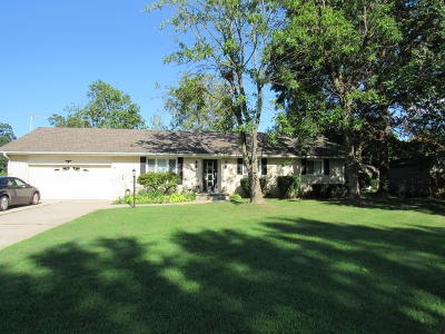 Marshfield Single Family Home For Sale: 320 Ash Drive
