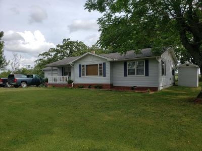Gainesville Single Family Home For Sale: 5482 County Road 831