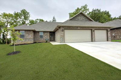 Springfield MO Single Family Home For Sale: $254,995