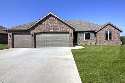 Springfield MO Single Family Home For Sale: $299,995