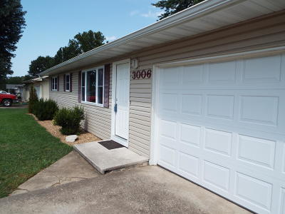 Springfield MO Single Family Home For Sale: $115,000