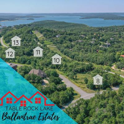 Branson  Residential Lots & Land For Sale: Lot 13 Ballantrae Estates