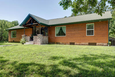 Springfield Single Family Home For Sale: 4445 North Farm Rd 129